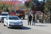 CEMAL GÜRSEL - 29 Ekim Cumhuriyet Bayramı Etkinliklerinin Provası Yapıldı