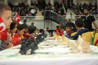 SATRANÇ FEDERASYONU - 38. Geleneksel Satranç Turnuvası'nda İlk Hamle Yapıldı