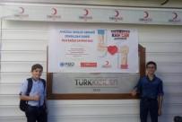ANADOLU GENÇLIK DERNEĞI - AGD'den Gönüllü Kan Bağışı Kampanyası