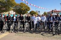 ÜNİVERSİTE KAMPÜSÜ - Akşehir'de 'Sağlık İçin Pedalla' Etkinliği