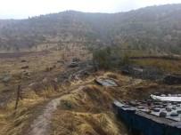 Aşırı Yağış Toprak Kaymasına Neden Oldu