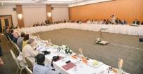 AYDIN VALİSİ - Aydın Valisi Köşger, Ekonomi Gazetecileriyle Kuşadası'nda Buluştu