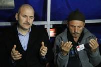 ALİ İHSAN SU - Bakan Soylu'dan Şehit Türkel'in Ailesine Ziyaret