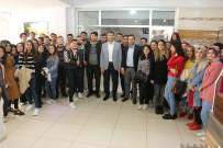 Başkan Arslan Üniversite Öğrencileri İle Kahvaltıda Buluştu