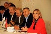 HAZIR GİYİM - Bayhan'dan İşadamlarına MÜSİAD Expo'ya Davet