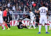 KÖTÜ HABER - Beşiktaş'ta Sakatlardan Kötü Haber