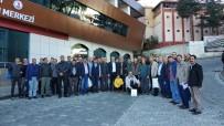 ATATÜRK EVİ - Büro Memur-Sen'den Havza'ya Gezi