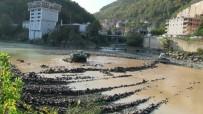 2023 VİZYONU - Çoruh Nehri'nde Yapılan Çalışma Sayesinde Borçka Çirkin Görüntülerden Kurtulacak