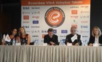 FARUK ECZACıBAŞı - Eczacıbaşı Vitra, Sezonu Açtı
