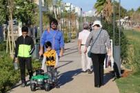 SOĞUK HAVA DALGASI - Ekim Ayı Sonunda Antalya'dan Yaz Manzaraları