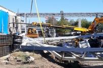 TAŞERON FİRMA - Fabrikada İş Kazası Açıklaması 1 Ölü, 3 Yaralı