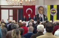 FENERBAHÇE BAŞKANI - Fenerbahçe Yüksek Divan Kurulu Başladı