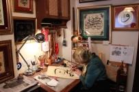 ÖRGÜN EĞİTİM - Hat Sanatı Aşkı İle Kanseri Yendi