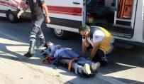 Hatay'da Trafik Kazası Açıklaması 3 Yaralı