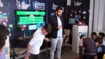 ABDULLAH ÇELIK - İl İl Gezerek Öğrencilere 'Güvenli İnternet' Anlatılıyor