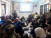 Kadınlara Akılcı İlaç Kullanımı Konusunda Eğitim Verildi