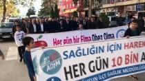 SOĞUK HAVA DEPOSU - Kahramanmaraş'ta 7. Geleneksel Elma Festivali