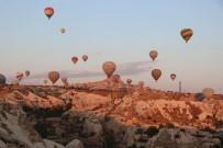Kapadokya'da Balonlar 4 Günün Ardından Yeniden Havalandı