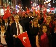HIKMET ŞIMŞEK - Karşıyaka'da Cumhuriyet'e Muhteşem Kutlama