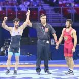 FATİH CENGİZ - Kayseri Şekersporlu Milli Güreşçi Ekrem Öztürk Dünya Üçüncüsü Oldu