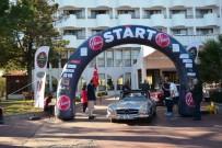 Klasik Otomobiller Cumhuriyet Rallisi'nde Buluştu