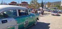 Klasik Otomobiller Kazdağları'nda