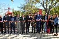 Kurşunlu Liman Parkı Açıldı
