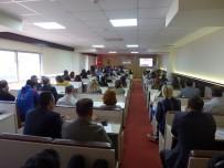 İŞBAŞI EĞİTİM PROGRAMI - Kuşadası Ticaret Odası'nda KOSGEB Ve İŞKUR Bilgilendirme Toplantısı Yapıldı