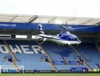 WEST HAM UNITED - Kulüp başkanının helikopteri düştü