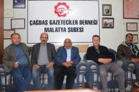 KIRLANGIÇ - Malatya'da Taş Ocağı Tepkisi