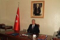ŞEHMUS GÜNAYDıN - Mülkiye Teftiş Kurulu Başkanı Seymenoğlu, Isparta Valisi Olarak Atandı
