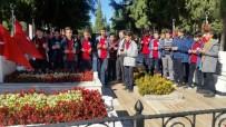 SERVERGAZI - Pamukkale'de Lise Öğrencileri Ecdadın İzinde
