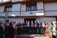 AFYONKARAHİSAR VALİSİ - Sandıklı Belediyesi'nin Restore Ettiği Tarihi Konakların Açılışı Yapıldı