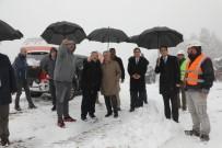 RAHMI DOĞAN - Sarıkamış Cıbıltepe Kayak Merkezi Yeni Sezona Hazır