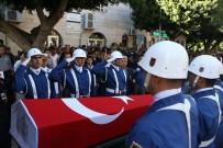 ALİ İHSAN SU - Şehit Jandarma Uzman Çavuş Türkel, Son Yolculuğuna Uğurlandı