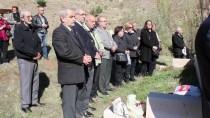 ŞEREFIYE - Sivas'ta Ermeni Mezarlığında Ayin