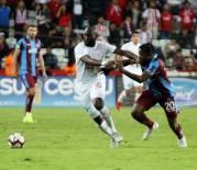 MAICON - Spor Toto Süper Lig Açıklaması Antalyaspor Açıklaması 1 - Trabzonspor Açıklaması 1 (Maç Sonucu)