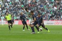ABDULLAH AVCı - Spor Toto Süper Lig Açıklaması Atiker Konyaspor Açıklaması 0 - Medipol Başakşehir Açıklaması 0 (İlk Yarı)