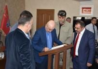 Terörle Mücadele Daire Başkanı Turgut Aslan Açıklaması 'Rapor Sonrasında FETÖ Beni Hedef Aldı'