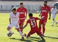 GÜRBULAK - TFF 2. Lig Açıklaması Bayrampaşa Açıklaması 0 - Samsunspor Açıklaması 0