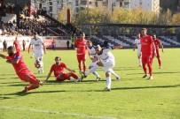SOLMAZ - TFF 2. Lig Açıklaması Kastamonuspor 1966 Açıklaması 2 - Keçiörengücüspor Açıklaması 2