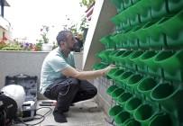 ÖZEL TASARIM - TİKA Bosna Hersek'te Dikey Tarım Sistemi Kurdu