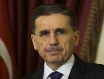VASIP ŞAHIN - Ankara valisi görevden alındı
