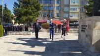 BAYRAM ÖZÇELİK - 29 Ekim Cumhuriyet Bayramı Burdur'da Çelenk Sunumuyla Başladı