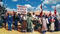 AYDIN ŞENGÜL - AK Parti İzmir'den 2 Milyon Tık Alan 'Cumhuriyet' Filmi
