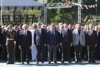 MUSTAFA KÖSE - Antalya'da Cumhuriyet'in 95'İnci Yıldönümü Kutlamaları