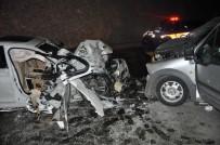 Bartın'da feci kaza