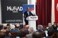 BÜYÜKŞEHİR YASASI - Başkan Altay Açıklaması 'Konya'mızı Beraber Geleceğe Taşıyalım'