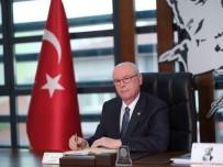 SEYİT ONBAŞI - Başkan Kurt'un Cumhuriyet Bayramı Mesajı