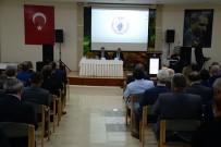 Bolu'da, Eğitim Değerlendirme Toplantısı Yapıldı